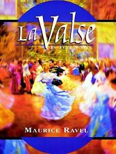 Maurice Ravel La Valse Full Score Learn to Play Classical Orchestra Music Book