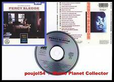 "PERCY SLEDGE ""When a man loves a woman"" (CD) 1987"