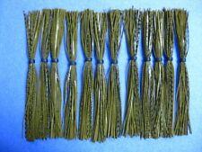 25 Silicone Skirt  #25-262 Gr/ Pumpkin/Scal spinner bait bass