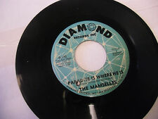 MAMSELLES Paradise Is Where He Is/Love Him 45 RPM Diamond Records VG+