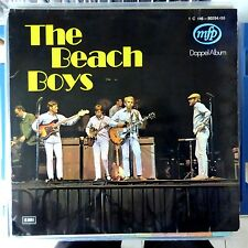 THE BEACH BOYS 2XLP THE BEACH BOYS GERMANY VG+/VG++
