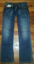 Christian Audigier Womens Isabella Jeans size 28 *NEW* FREE SHIP