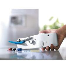 Portable Home Sewing Quick Table Hand-Held Single Stitch Clothes Sewing Machine
