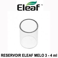 Réservoir / Tube PYREX ELEAF MELO 3 - 4ML - Couleur Transparent