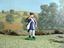 Sombrero napoleónicas prusiano jugando Cuerno 1:35 Pintado