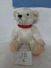 Alter Teddybär bavaria um ca 1980 Länge ca 35 cm (JB6)