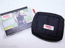 Fuelbelt Large Ripstop Pocket Fits Fuel Belt HD Nylon Zippered Triathlon Running