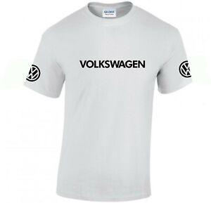 Volkswagen T Shirt  Men's Novelty Vw  T-Shirt Top