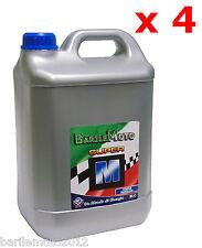 20 LT LITRI Olio 15W - 40 Multigrado Motore Benzina / Diesel Motozappa Trattore