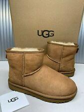 New UGG Australia Women's Classic Mini II Boots Shoes 1016222 Chestnut 8