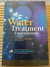 Water Treatment Fundamentals Seventh Edititon