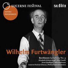 Wilhelm Furtwängler : Wilhelm Furtwängler: Beethoven - Symphony No. 9 CD (2014)