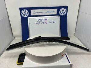 Genuine Volkswagen Wiper Blade 5G1-998-002