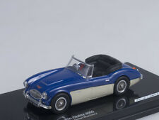 1/43 Scale model Austin Healey 3000 (Ocean Blue/Ivory)