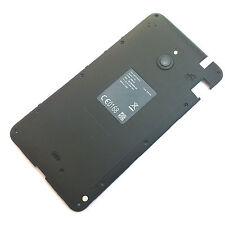 Genuine Nokia Lumia 1320 rear camera glass chassis housing+flash lens Black