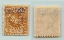 Lithuania 1919 10c used revenue . f4087