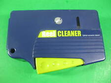 NTT-AT Reel Cleaner Optical Connector -- Used --