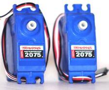 2X Traxxas 2075 Waterproof Steering Servos 1/10 Summit E-revo E-maxx E-revo 56