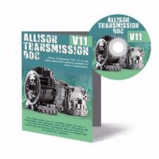 Allison Transmission DOC Fleet 12 Month License Software Diagnostic Repair OEM