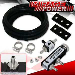 In Cabin Adjustable Manual Psi Turbo Boost Controller Bk For Civic Integra Crx