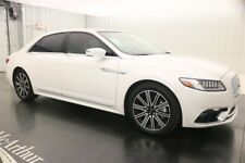 Lincoln Continental Reserve Rear Seat Package Awd Nav 2.7 V6 Turbo Msrp $70203