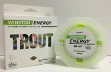 2017 Winston Energy Trout Wf-4-f #4 WT Weight Forward Floating Fly Line