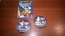 SONY PLAYSTATION 2 PS2 - STAR OCEAN TILL THE END OF TIME #G38 BOXED