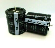 2pcs Panasonic 6800uf 63v 105c Aluminum Electrolytic Capacitor Snap In Usa