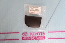 Genuine TOYOTA Prius 12-15  Front Bumper-Tow Hook Eye Cap Cover Left 5212847907