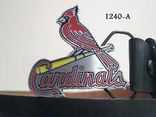 New MLB St. Louis Cardinals Team  Buckle w/FREE Belt SM, MED, LG, OR XL
