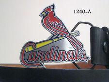 New MLB St. Louis Cardinals Team  Buckle w/FREE Belt SM, MED, LG, OR XL