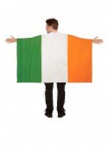 Ireland Flag Cape- 5ft x 3ft- New