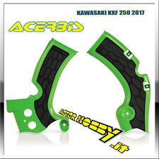 Acerbis paratelaio X-grip Kawasaki KXF 450 2009 2018 Verde