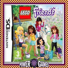 LEGO Friends (Nintendo NDS DS lite Dsi XL) Brand New
