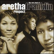 ARETHA FRANKLIN (2 CD) RESPECT : THE VERY BEST OF ~ BEST R&B GOSPEL SOUL *NEW*