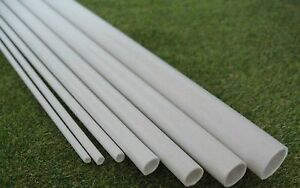 Round Tube Styrene ABS Strip Section Architecture Model Making 2mm - 10mm