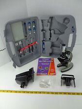 GeoVision MicroProElite Micro Pro Elite Microscope EI-5302 Kit Set w Case SKUACS