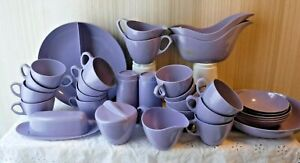 VINTAGE Royalon Lilac Melmac Pieces + Serving Pieces- Great To Accent Your Own