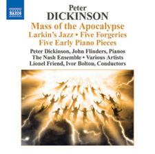 Peter Dickinson : Mass of the Apocalypse/Larkin's Jazz/Five Forgeries/... CD