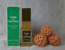 """""""VINTAGE"""" BOIS VETIVER de jaques bogart eau de toilette 95ml spray , rare ."""