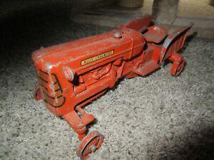 Agco Deutz Allis Chalmers Farm Toy Tractor D17 Black Grill First Edition Rare