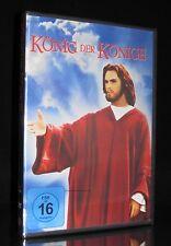 DVD KÖNIG DER KÖNIGE (1961) DAS LEBEN DES JESUS VON NAZARETH - RIP TORN * NEU *