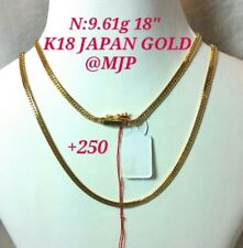 bb_shoppe: Japan gold chain necklace real and authentic gold necklace pawnable