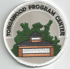 Mid-Continent Girl Scout Camp Patch - Tongawood (now GS of NE KS & NW MO)