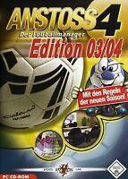 Anstoss 4 - Edition 03/04 von VITREX   Game   Zustand gut