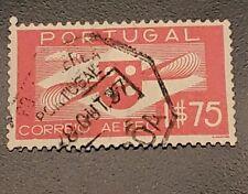 Portugal 1936/37, Einzelmarken MiNr.592°  gestempelt