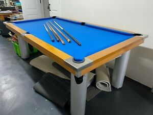 Contemporary Slate Pool table