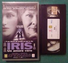 VHS FILM Ita Drammatico IRIS Un Amore Vero kate winslet ex nolo no dvd(VH73)