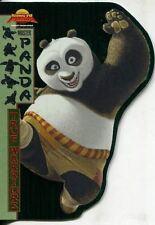 Kung Fu Panda True Warrior Die Cut Chase Card T-1