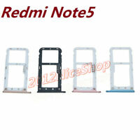 New OEM Nano Sim Card SD Card Tray Slot Holder For MI Xiaomi Redmi Note5 Note 5